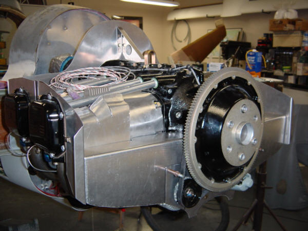 Engine Baffling Installation