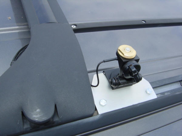 Ford Explorer Quot No Drill Quot Antenna Mount