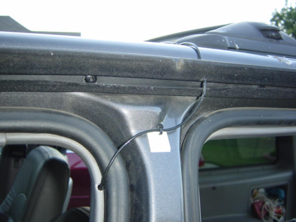 Ford Explorer Quot No Drill Quot Antenna Mount